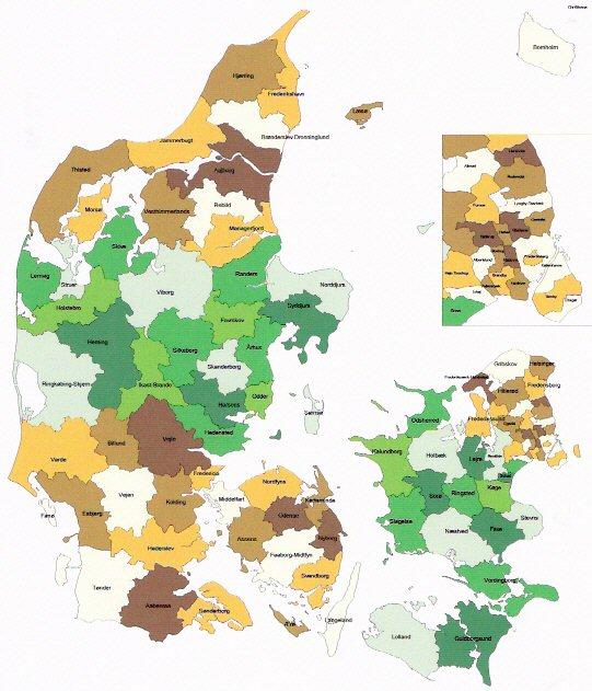 Kommuner 2007